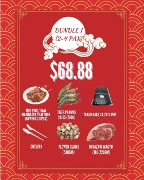 2021 CNY: Bundle 1 (2-4pax)