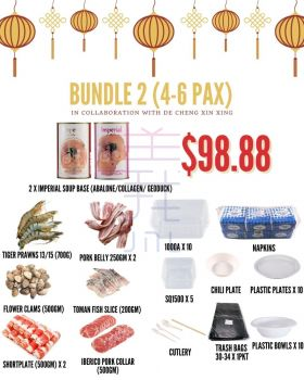 2021 CNY: Bundle 2 (4-6pax)