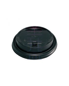 8oz Flip Lid (Black) (100pcs)