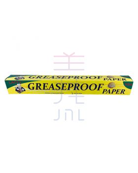 Grease Proof Paper 45cm x 100cm