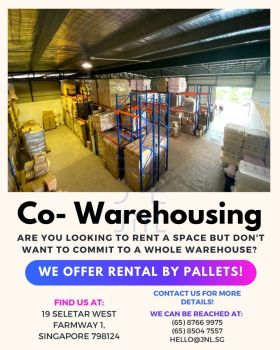 Warehousing Opportunity